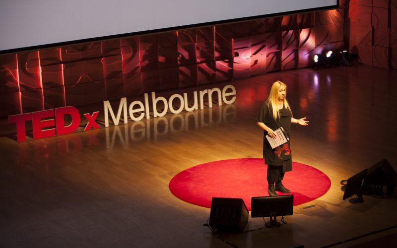 Zara Swindells-Grose at TEDxMelbourne Seeing The Unseen 2013