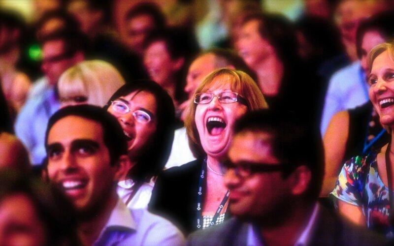 Humour Australia Audience