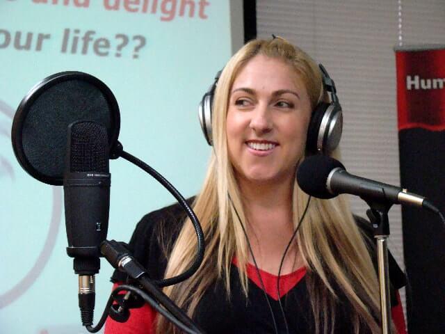 Zara Swindells-Grose Radio Show